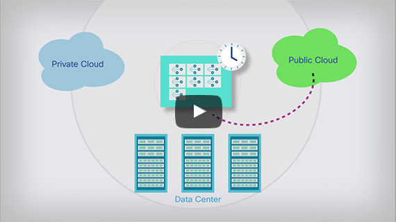 link to 2-Minute Explainer video on workload automation across cloud and data center infrastructure