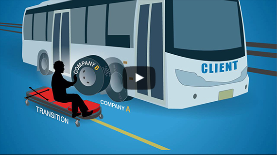 link to explainer video on transition services